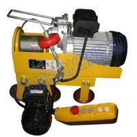 Тельфер электрический Калибр ЭТФ-1000П (с продольным ходом)