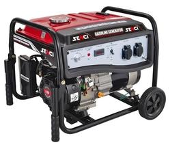 Генератор бензиновый SENCI SC5000-Е