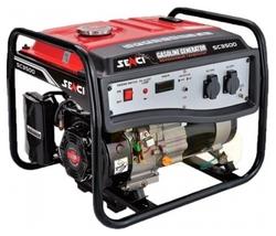 Генератор бензиновый SENCI SC3500-M