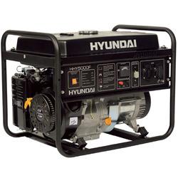 Генератор Hyundai HHY 5000F со счетчиком моточасов
