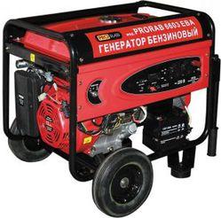 Бензогенератор Prorab 6603 EBА (бензиновый генератор)