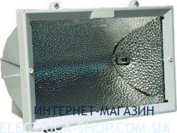 Прожектор под галогеновую лампу Delux 1500W цвет-белый IP54