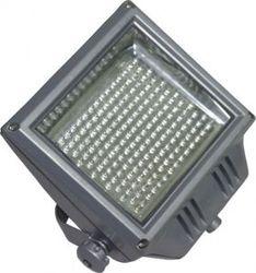 Прожектор квадратный Feron 168LED/12W 230V LL-118 серый