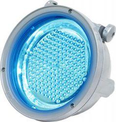 Прожектор круглый Feron 168LED/12W 230V LL-117 серый