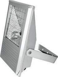 Металло-галогенный прожектор Feron 70W 230V R7S с пускателем, серый, SP07
