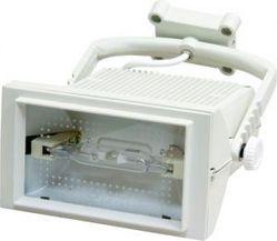 Металло-галогенный прожектор Feron 70W 230V R7S с лампой и пускателем, AL113 белый