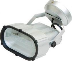 Металло-галогенный прожектор Feron 70W 230V R7S с лампой и пускателем AL112 титан
