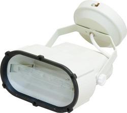 Металло-галогенный прожектор Feron 70W 230V R7S с лампой и пускателем AL112 белый
