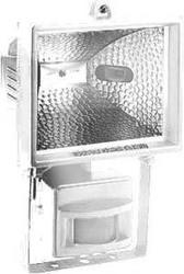 Прожектор с датчиком Feron 150W 230V R7S с лампой, GL2401/FL23